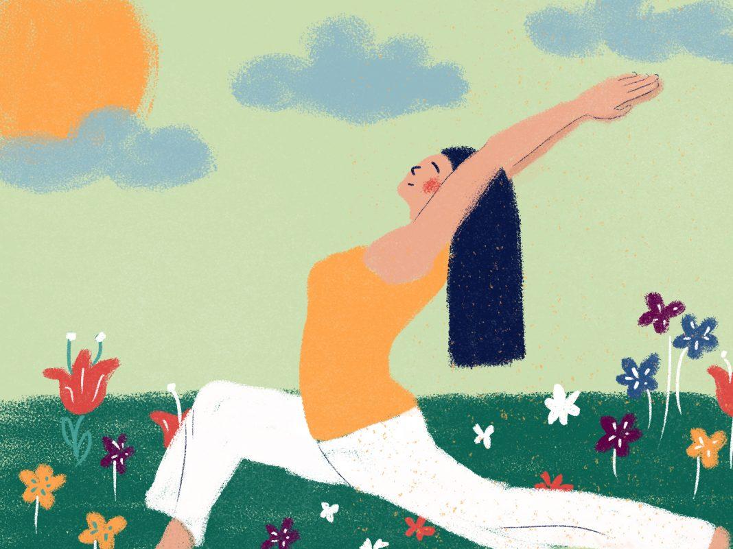 укрепить здоровье летом