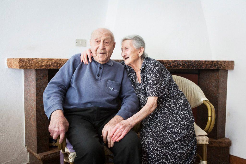 деревня долгожителей