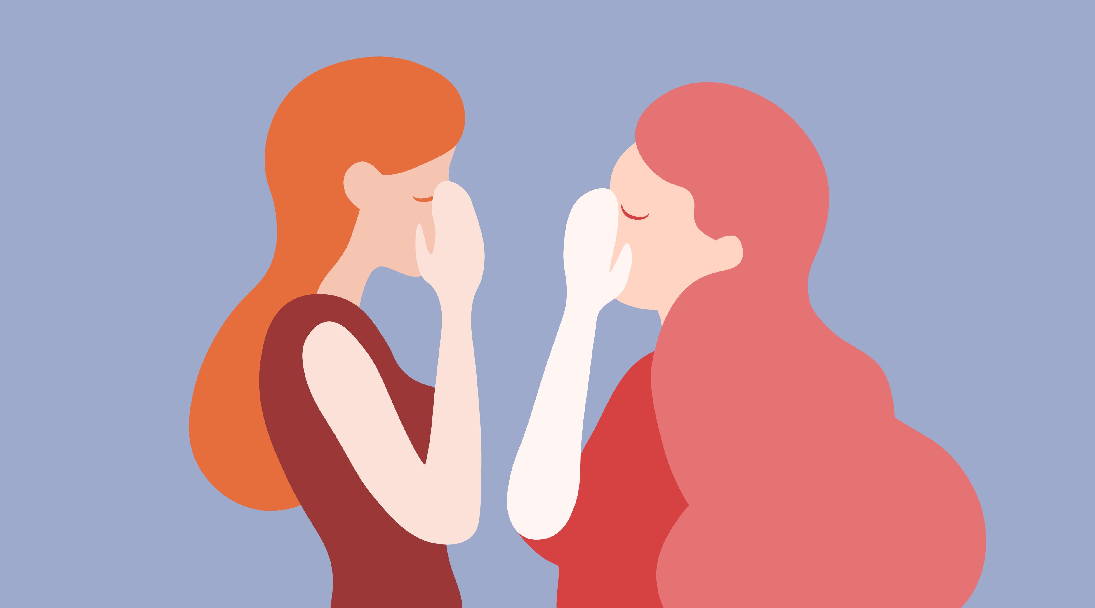 причины выделений у женщин
