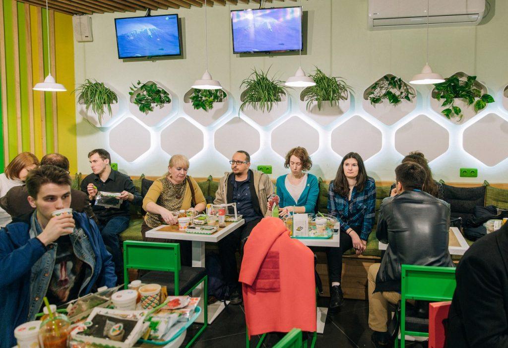 cafe greenbox