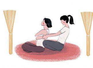 tajskij massazh