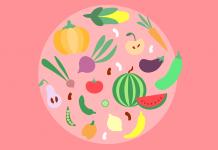 polza i vred syryh svezhih ovoshhej fruktov leto