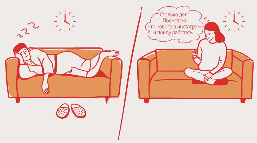 prokrastinacija i len razlichija