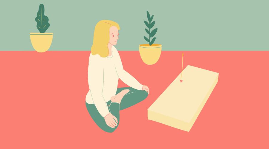 sozercanie v meditacii