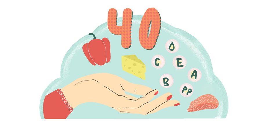 vitaminy dlja zhenshhin v 40 let