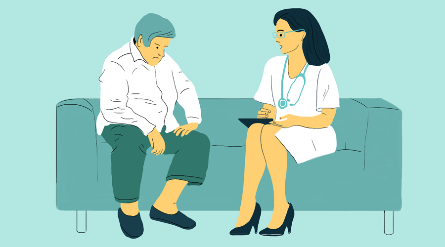 diagnostika pri boli v spine