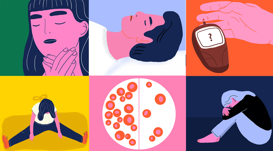 Почему упадок сил и хочется спать