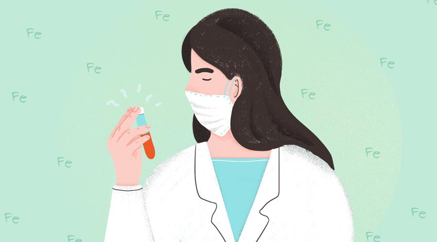 Нехватка железа в организме и его симптомы у женщин