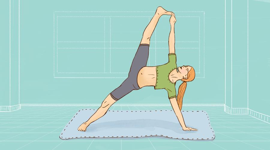 joga i rastjazhka
