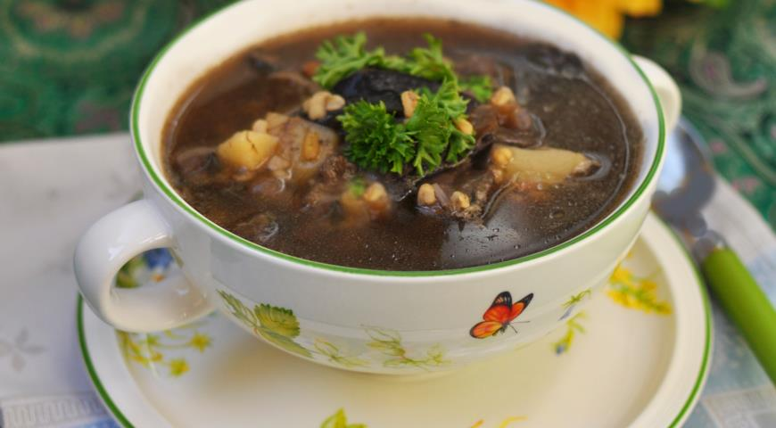gribnoj sup