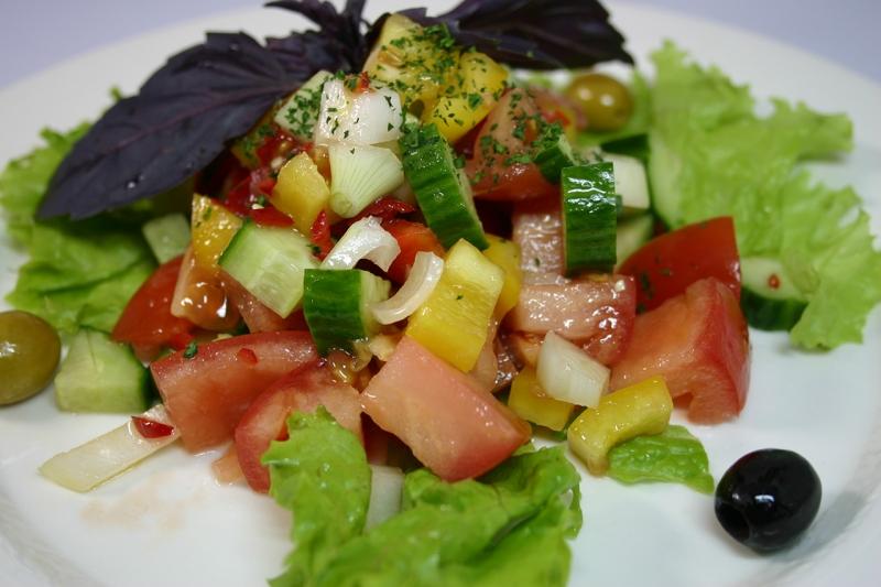 serbskij salat
