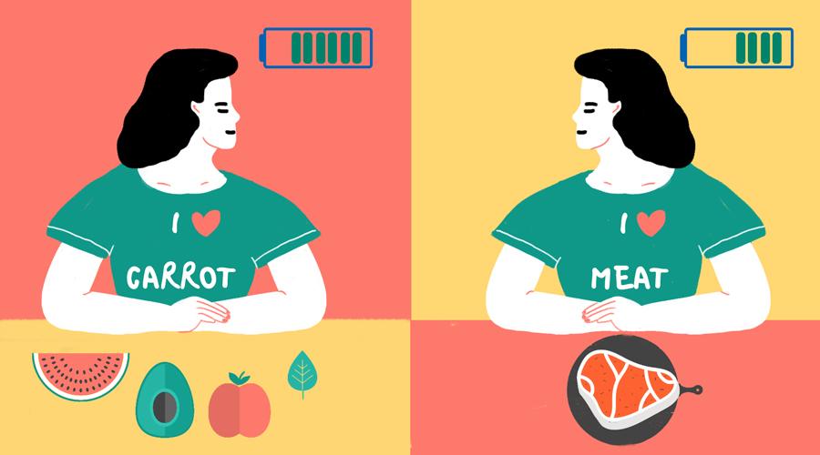 vegetariancy zhivut dolshe