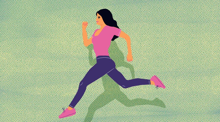 fizicheskaja aktivnost beg