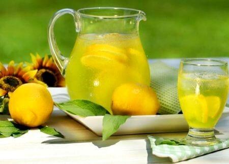 medovyj limonad