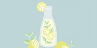 poleznaja limonnaja voda vivavita vitajournal