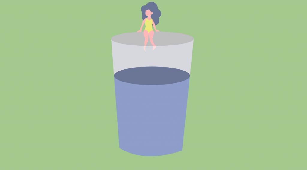 pit mnogo vody