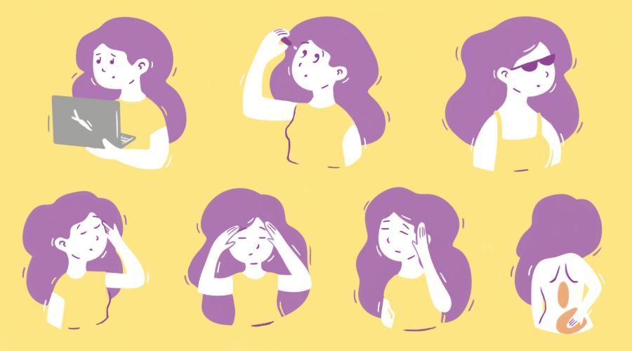 Что сделать чтобы не болели глаза