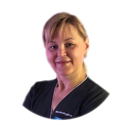 natalja chibisova trener kosmetolog dermalogica
