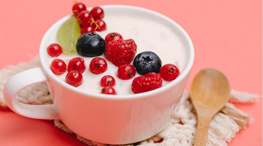 sladkij jogurt