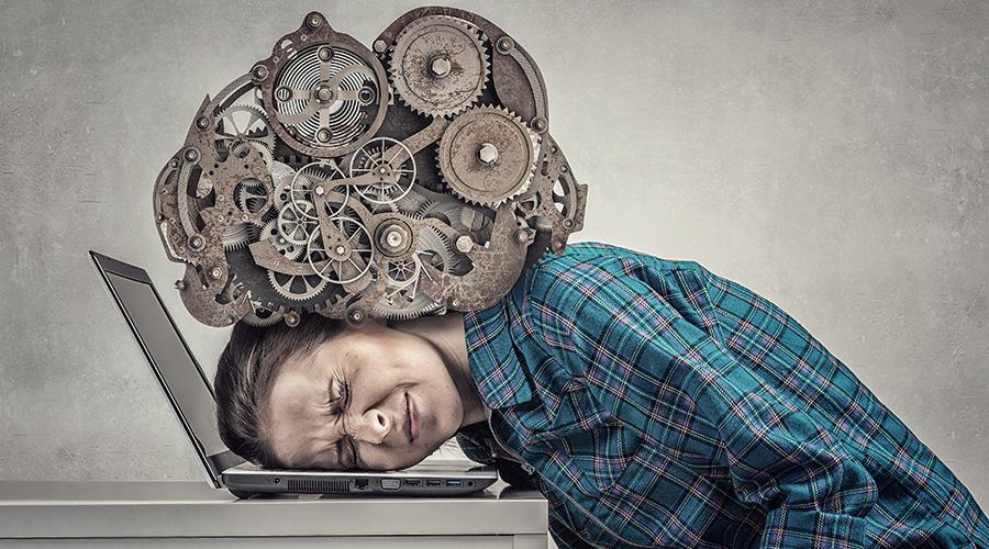 nejeffektivnaja rabota mozga