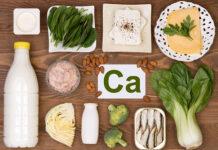 nedostatok kalcija v organizme